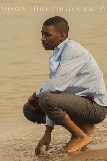 R&B artist Darius G.